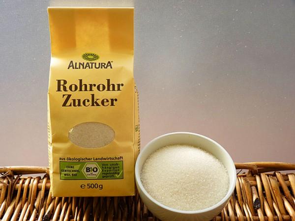 Alnatura: Rohrohrzucker (500 g)