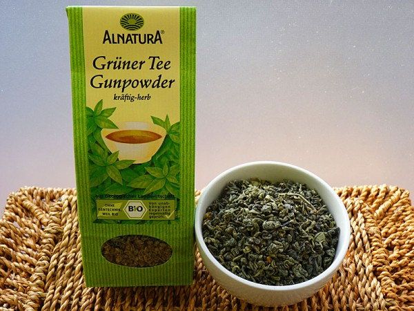 Alnatura: Gunpowder Green Tea (100g)
