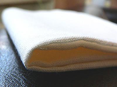 Baumwoll-Abdecktuch für den Kombucha-Ansatz