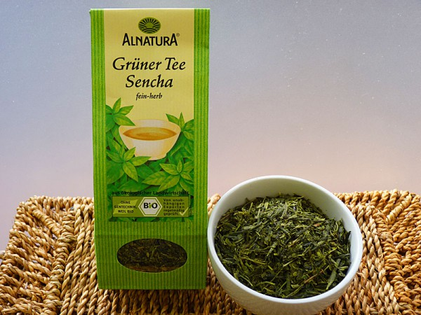 Alnatura: Sencha Green Tea (75g)