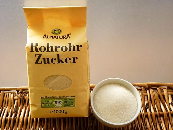 Alnatura: Rohrohrzucker (1000 g)