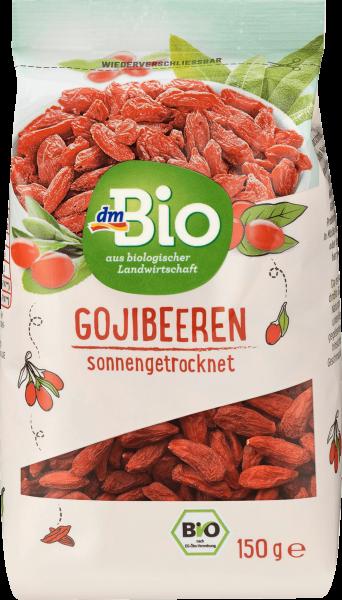 Bio Goji-Beeren für Wasserkefir und Ginger Root Kefir